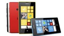 Không tìm thấy video trên Nokia Lumia 520