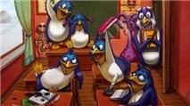 100 thử thách cho chim cánh cụt
