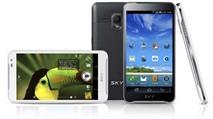 Smartphone Hàn tấn công phân khúc bình dân