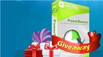 [Tải Ngay Kẻo Lỡ] Bản quyền miễn phí Amigabit PowerBooster 3.2.4