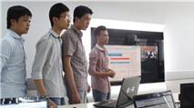Sinh viên FPT Polytechnic giải bài toán về Gia sư