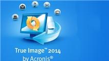"""Acronis True Image 2014 Beta: Sao lưu dữ liệu lên """"mây"""""""