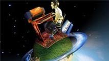 Hành tinh của chàng nghiện máy tính