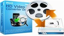 [Tải Ngay Kẻo Lỡ] Nhận bản quyền WinX HD Video Converter Deluxe 4.0 miễn phí