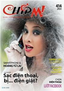 Mục lục Tạp chí e-CHÍP Mobile 414 (Thứ Tư, 24/7/2013)