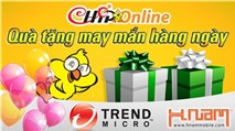 Quà tặng mỗi ngày trên Fanpage e-CHÍP Đọc Xong Vọc Liền