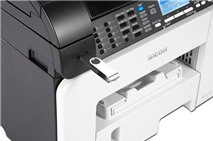 Ricoh Aficio SG 3110SFNw: Máy in All-in-one