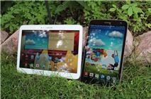 Samsung Galaxy Note 8.0 và Galaxy Tab 3 8.0: Cuộc chiến ngầm trong lòng Samsung