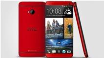 HTC One phiên bản màu đỏ đã có mặt tại Việt Nam