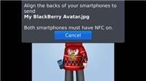 Khai thác kết nối NFC trên BlackBerry