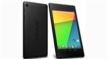 ASUS và Google ra mắt máy tính bảng Nexus 7 phiên bản mới