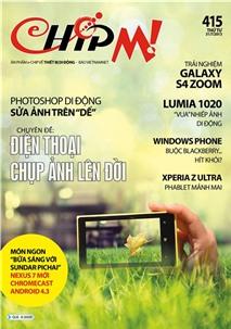 Mục lục Tạp chí e-CHÍP Mobile 415 (Thứ Tư, 31/7/2013)