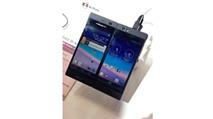 NEC Medias W N-05E:  Điện thoại hai màn hình độc đáo