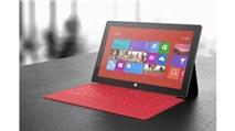 Máy tính bảng Surface RT cháy hàng?