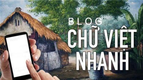 Cách tốc ký chữ Việt