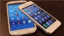 S4 và Note 2 thỏa mãn người dùng hơn hẳn iPhone 5