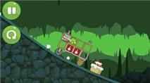 [Tải ngay kẻo lỡ] Bad Piggies – Heo xanh phá phách