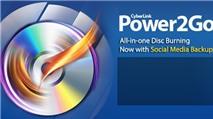CyberLink Power2Go 9: Trình sao lưu dữ liệu và ghi đĩa mạnh mẽ