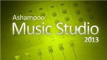 [Tải Ngay Kẻo Lỡ] Bản quyền miễn phí Ashampoo Music Studio 2013