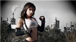 [COSPLAY] Thiếu nữ quyến rũ cosplay nàng Tifa