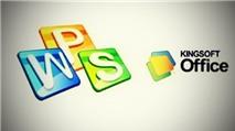 [Tải Ngay Kẻo Lỡ] Miễn phí 1 năm bản quyền Kingsoft Office Suite Professional 2013