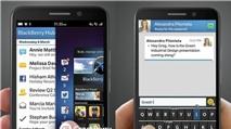 BlackBerry Z30 và Z15 lộ mặt