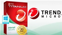 Trend Micro Titanium Maximum Security 2014: Lướt Facebook an toàn hơn