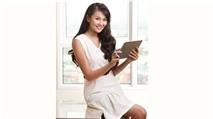 Tablet Acer theo siêu mẫu Thanh Hằng đến mọi nơi