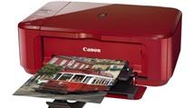 In ấn không dây trên máy in Canon