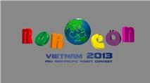 ABU-Robocon 2013 sẽ diễn ra ngày 18/8 tại Đà Nẵng