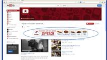 Phát hiện quảng cáo chèn bất hợp pháp vào YouTube