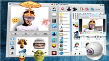 WebCamEffects: Hàng trăm hiệu ứng độc, lạ cho webcam