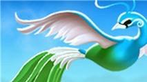Vườn chim trên mây
