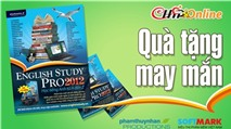 e-CHÍP tặng bạn mỗi ngày 3 key bản quyền English Study Pro 2012