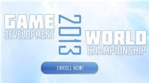 Cuộc thi lập trình game - Game Development World Championship 2013