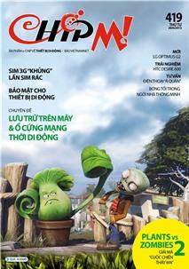 Mục lục Tạp chí e-CHÍP Mobile 419 (Thứ Tư, 28/8/2013)