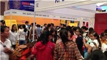 Hôm nay diễn ra sự kiện Nghề nghiệp và giáo dục 2013 tại TP.HCM