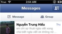 Ứng dụng Facebook Messenger