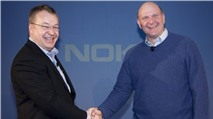 Sếp của Nokia sẽ nắm... Microsoft?