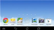 Khám phá ASUS MeMO Pad HD 7 phần 1: Thiết lập hình nền riêng cho Home Screen và Lock Screen