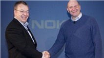 Microsoft mua lại một phần Nokia