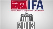 Trước thềm IFA 2013
