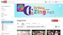 YouTube đạt thỏa thuận bản quyền với Zing