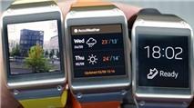 Đồng hồ Galaxy không ấn tượng, Samsung quá nóng vội?