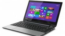 Trên tay laptop Toshiba Satellite NB15t 11 inch giá rẻ