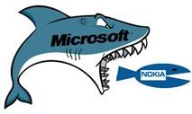 """Cư dân mạng hài hước việc Microsoft """"thâu tóm"""" một phần Nokia"""