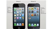 iPhone 5S có cảm biến bảo mật vân tay trên nút Home?
