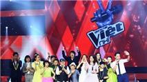 Anti page và vòng xoáy Anti-anti Giọng hát Việt nhí