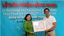 Công ty VNG được UBND TP.HCM tặng bằng khen