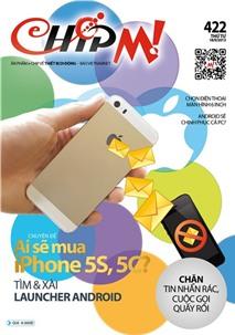 Mục lục Tạp chí e-CHÍP Mobile 422 (Thứ Tư, 18/9/2013)